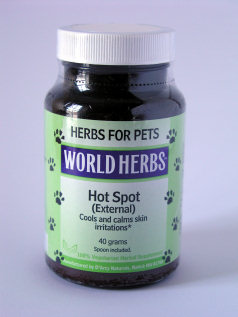 Dog & Cat,  Skin and Coat Herbs