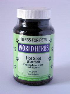 Dog & Cat,  Skin and Coat Herbs