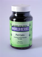 Dog Behavior Herbal Formulas